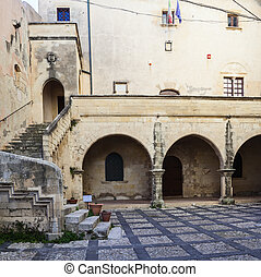 Archivio Notarile in Ortigia - Institutional palace called...