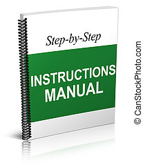 Instructions Manual - An illustration of a generic...