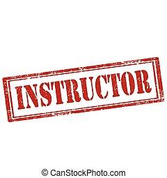 Instructor-stamp