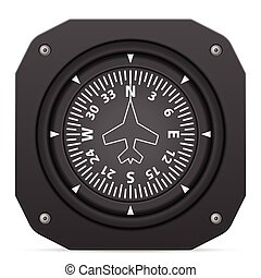 instrument, indicator, vlucht, opschrift
