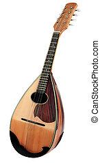 instrument, mandolino
