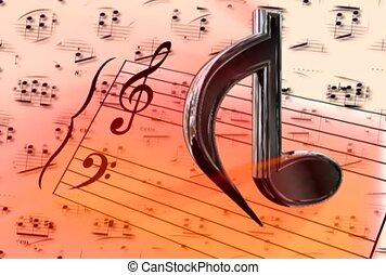 instrument, musical, symphonique, son, musique