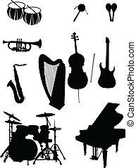 instrument, muzikalisch