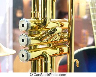 instrument - trumpet