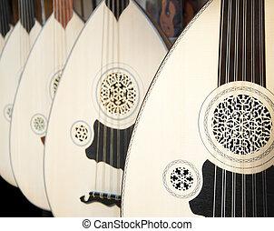 instrument, ud, turkse