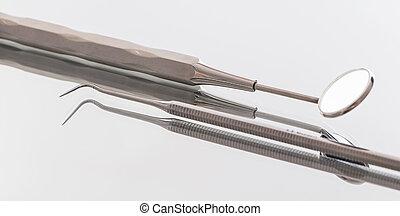 instrumente, dentists'