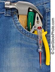 instrumenten, gereedschap
