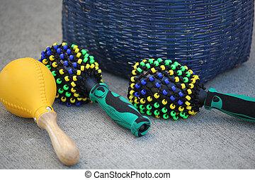 instrumentos, latim