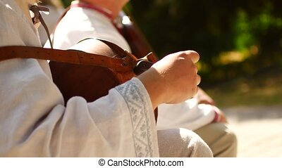instrumentować, krajowy, muzyczny, interpretacja, ukrainiec