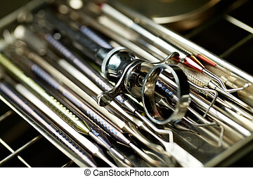 instruments, dentaire