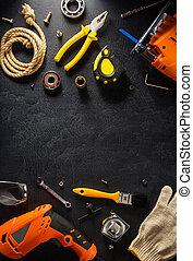 instruments, outils, électrique