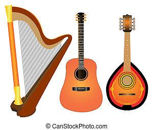 instruments stringed