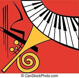 instrumets, ミュージカル