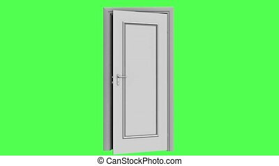 insulated door. Alpha channel door - Alpha channel door....