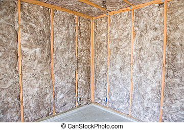 Insulation - Eco-friendly insulation in a home remodel...