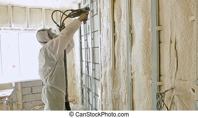 Insulation of a building with the help of polypropylene - A ...