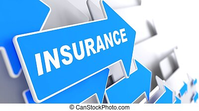 insurance., arrière-plan., business