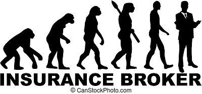 Insurance broker evolution
