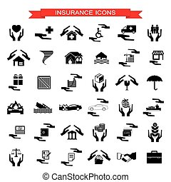 Insurance Car, home, disasters, investment, health, and...