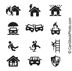 insurance icons