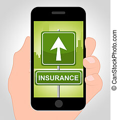 Insurance Online Represents Financial Indemnity And Coverage...