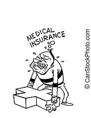 insurence, médico