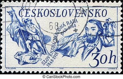 insurrection, eslovaco, 120th, anniv