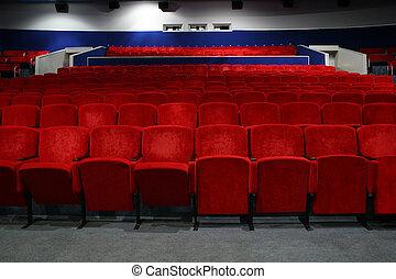 intérieur, 3, cinéma