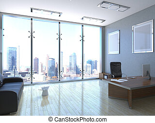 intérieur,  3d-rendering