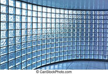 intérieur, architecture moderne