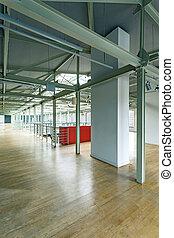 Banques de photographies de int rieur industriel vieux for Interieur usine