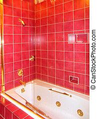 intérieur, salle bains