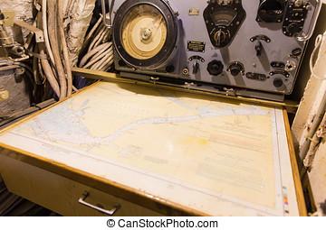 Int rieur sous marins diesel d tails image recherchez for Interieur sous marin