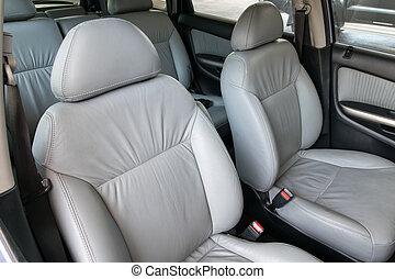 intérieur, voiture
