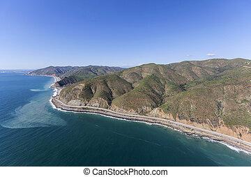 intatto, california, malibu, costa
