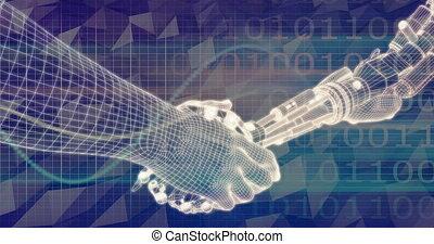 integráció, rendszer, technológia, ai, emelvény, hálózat