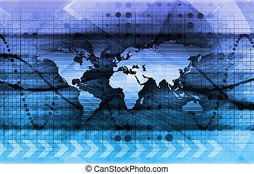 integrato, amministrazione, sistema