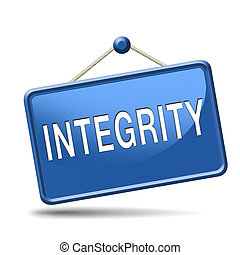 integrity authentic and honest and reliable guidance...