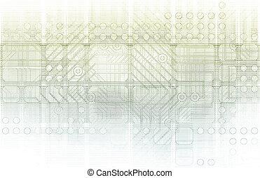integrovaný, systém