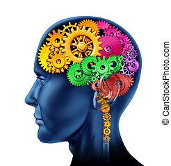 inteligência, human
