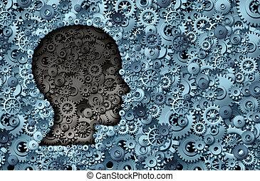 inteligência, máquina
