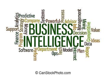 inteligência, negócio