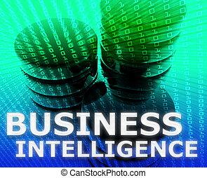 inteligence, business osvětlení