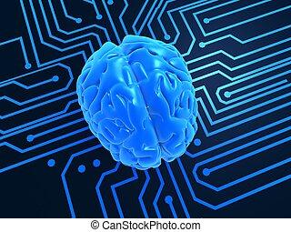 inteligence, umělý