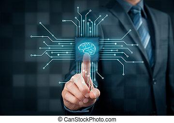 inteligencia, artificial