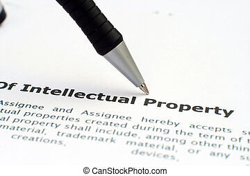 Intellectual property form