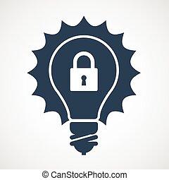 Intellectual property icon