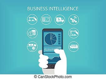 intelligence, concept, business