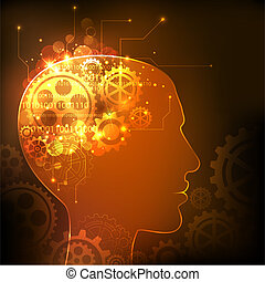 intelligens, mänsklig