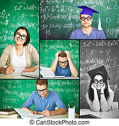 Intelligent students